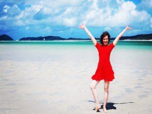 Julia Coopmans - Australien Reisespezialistin