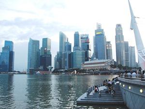 Raffles Boulevard, Singapore, Singapore
