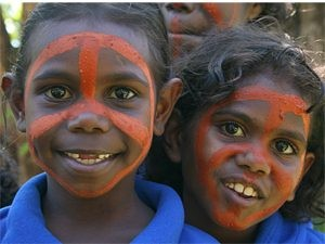 Kinder der Aborigines