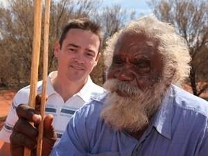 Tour mit einem Aborigine