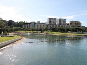 Hafen von Darwin Highlights Rundreise Australien