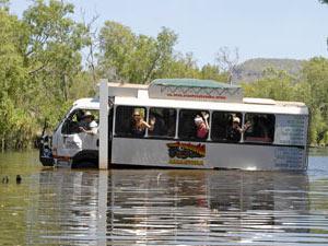 Unterwegs im Kakadu Nationalpark