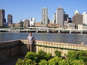 Endstation auf Ihrer Reise von Sydney nach Brisbane