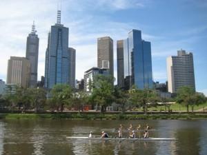 Unterwegs auf dem Brisbane River