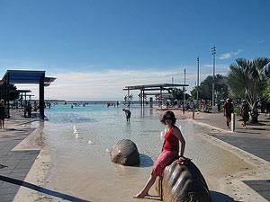 Cairns Lagune Australien Reise 3 Wochen
