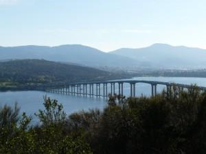 Brücke über den Derwent River