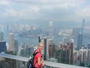 Skyline Honkongs