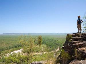 Fantastische Aussicht im Kakadu Nationalpark