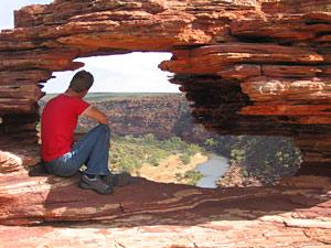 Westküste Australien Rundreise Kalbarri