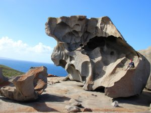 Kangaroo Island - Remarkable Rocks