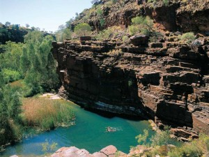 Dales Gorge im Karijini Nationalpark