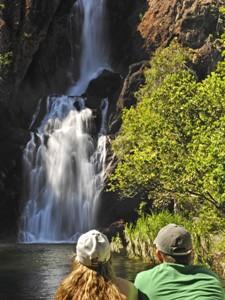 Wasserfall im Litchfield Nationalpark