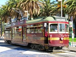Mit dem City-Train Melbourne entdecken