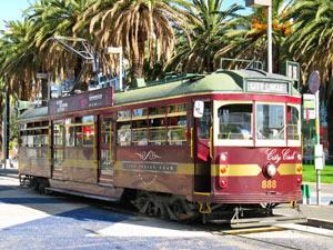 melbourne-city-circle-tram