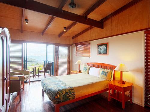 Zimmer im Regenwald Retreat