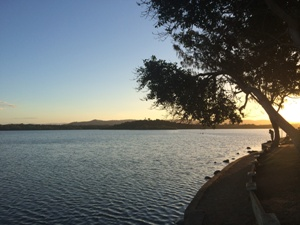 Sonnenuntergang Individualreise von Sydney nach Cairns