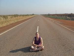 Stuart Highway mit dem Mietwagen von Alice Springs nach Darwin