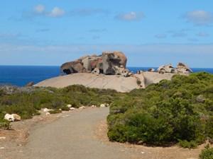 Die Remarkable Rocks auf Kangaroo Island
