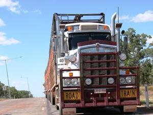 Ein Road Train