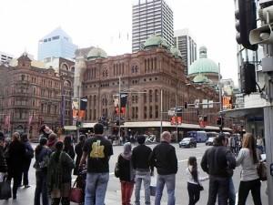 Sydney Spaziergang