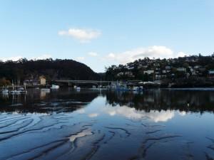 Wasserlandschaft Tasmanien Rundreise Launceston