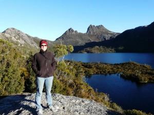 Wanderung am Cradle Mountain
