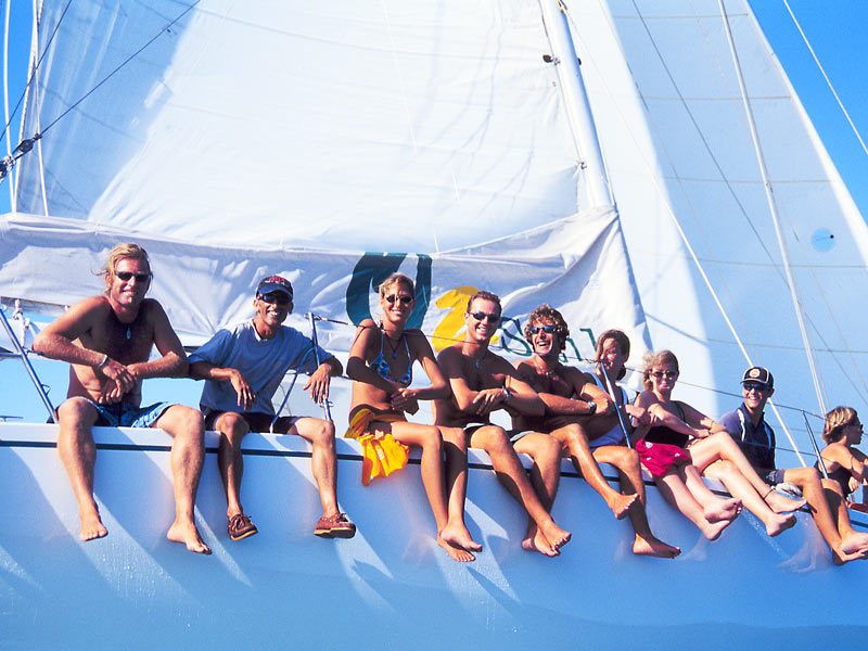 Gruppenreisen Australien Rundreise Bootstour