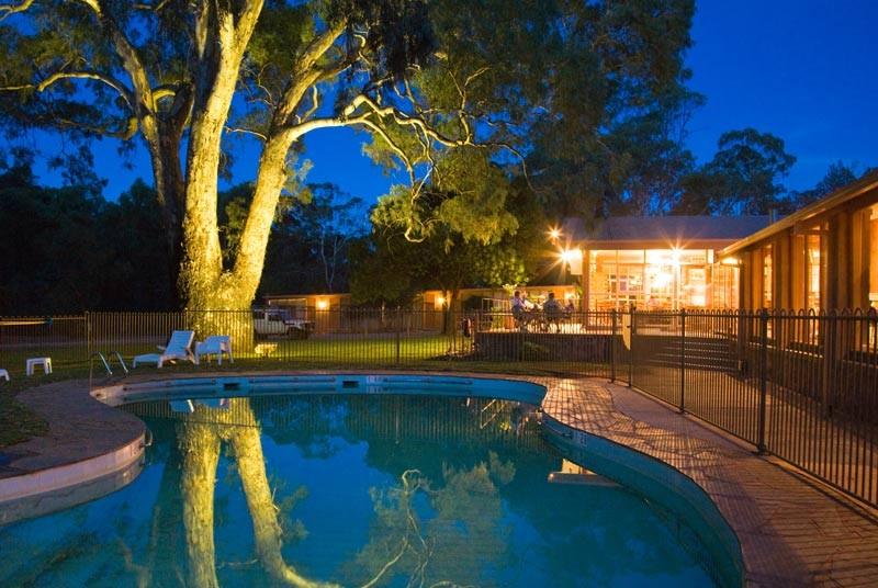 Wilpena Pound Australien Rundreise Resort