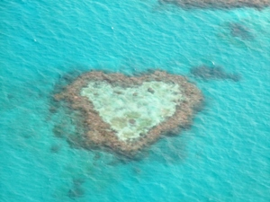 Australien Highlights Rundreise Heart Reef