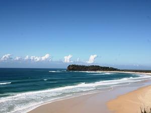 Australien Reisen Strand Fraser Island