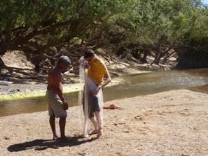 Fischen in den Kimberleys