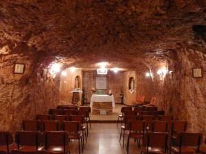 Coober Pedy - Kirche