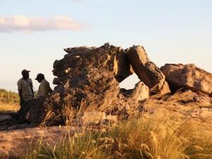 Ubirr Rangers im Kakadu Nationalpark