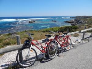 Radtour Rottnest Island