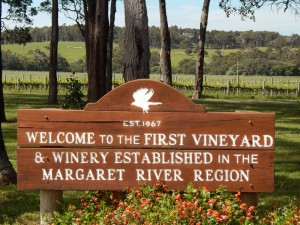Weingut am Margaret River