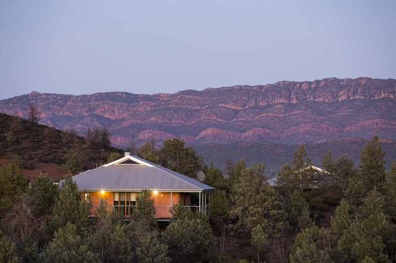 Ihre Villa beim Special Stay in den Flinders Ranges