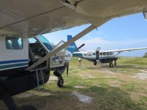 Seair Kleinflugzeug