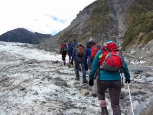 fox-gletscher-wanderung - Rundreise Australien Neuseeland
