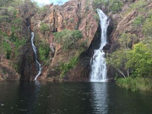 litchfield-nationalpark-waterfall - Rundreise Australien Neuseeland