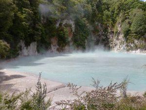 rotorua-termische-aktivitaet -Rundreise Australien Neuseeland