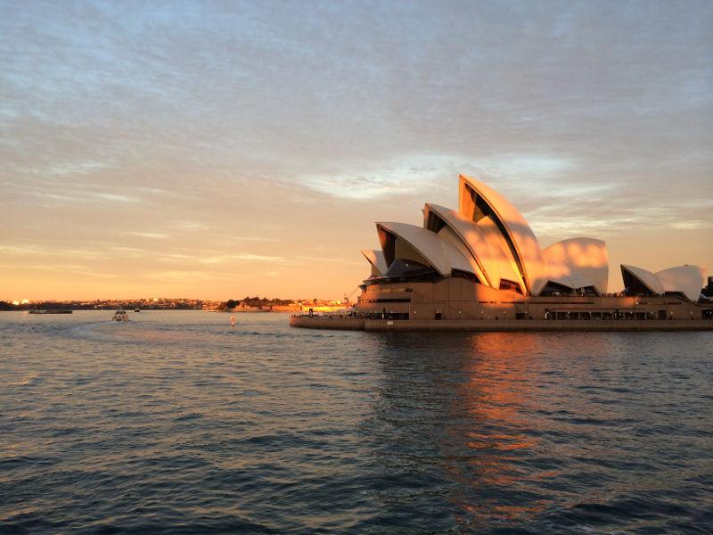 Sydney Opera House Rundreise Australien Neuseeland