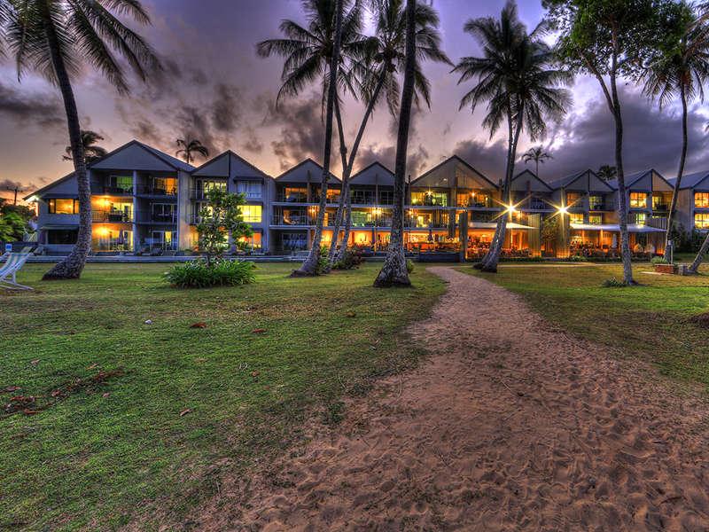Australien Ostküste Hotel Mission Beach Castaways