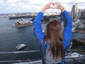 Bridgeclimb Sydney Australien Ostküste Rundreise