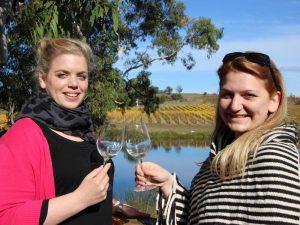 Weinprobe-Australien Ostküste