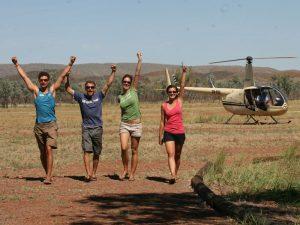 Bungle Bungles per Helikopter