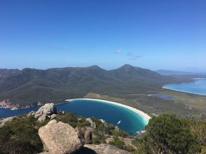 Wineglass Bay im Freycinet NP