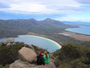 Tasmanien - Wineglass Bay