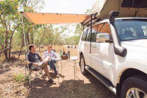 Australien Outback Camper