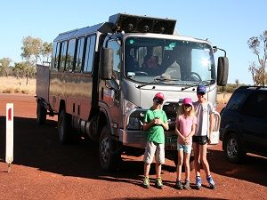 Familienreise Australien