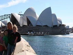 Familienrundreise Australien mit Kindern